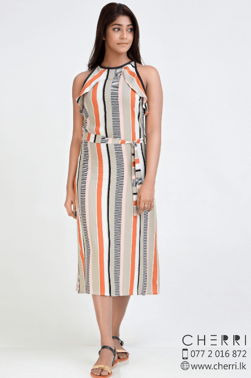 Sundress for the occasion midi dress